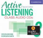 "���� ""Active Listening 3 Class Audio CDs(3)"" - Steven Brown"