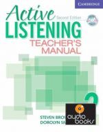 "����� + ���� ""Active Listening 3 Teachers Manual with Audio CD"" - Steven Brown"