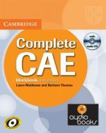 Barbara Thomas - Complete CAE Workbook with answers with Audio CD (книга + диск)