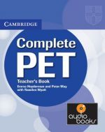 Peter May - Complete PET Teachers Book (книга)