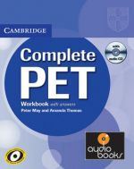 Thomas Amanda  - Complete PET Workbook with answers with Audio CD (книга + диск)