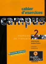 Laure Duranton - Campus 2 Cahier d`exercices (книга)