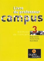 Edwige Costanzo - Campus 3 Guide pedagogique (книга)