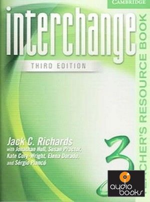 تیچر بوک اینترچنج 3/ teachr book interchange3