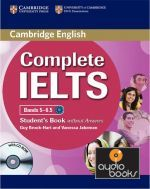 Guy Brook-Hart - Complete IELTS Bands 5-6.5 Student's Book without Answers with CD-ROM (книга + диск)