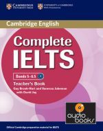 Guy Brook-Hart - Complete IELTS Bands 5-6.5 Teacher's Book (книга)