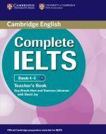 Брук-Харт - Complete IELTS Bands 4-5 Teachers Book (книга)