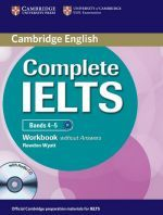 Rawdon Wyatt - Complete IELTS Bands 4-5 Workbook without Answers (книга + диск)