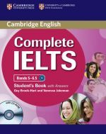 Брук-Харт - Complete IELTS Bands 5-6.5 Students Book with Answers (книга + диск)