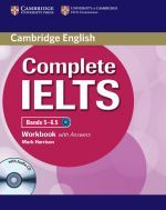 Louis Harrison - Complete IELTS Bands 5-6.5 Workbook with Answers (книга + диск)