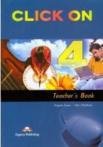 Virginia Evans - Click On 4 Teachers Book (книга)