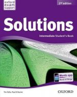 Tim Falla - New Solutions Intermediate Second edition: Student's Book (учебник / підручник) (книга)