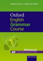 Michael Swan - Oxford English Grammar Course: Advanced with Answers CD-ROM (книга + диск)