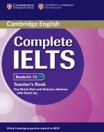Guy Brook-Hart - Complete IELTS Bands 6.5-7.5 Teacher's Book (книга для учителя) (книга)