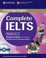 Guy Brook-Hart - Complete IELTS Bands 6.5-7.5 Student's Book with answers (учебник) (книга + диск)