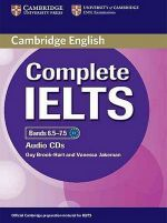 Guy Brook-Hart - Complete IELTS Bands 6.5-7.5 (диск) (диск)