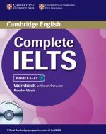 Родон Уайатт - Complete IELTS Bands 6.5-7.5. Workbook without answers (рабочая тетрадь) (книга + диск)
