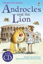 "книга + диск ""Androcles and the Lion"" - Рассел Рантер"