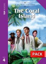 The coral island Teacher's Book Pack (книга для учителя) (книга + диск)