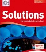 Tim Falla - New Solutions Pre-Intermediate Second edition: Student's Book (учебник) (книга)