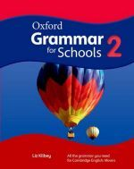 Rachel Godfrey - Oxford Grammar for Schools 2: Student's Book with DVD (учебник / підручник) (книга + диск)