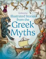 Рассел Рантер - Illustrated stories from the Greek myths (книга)