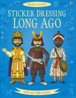 Меган Келлис - Sticker dressing: Long ago (книга)