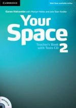 Julia Starr Keddle - Your Space 2 Teacher's Book with Tests CD (книга для учителя) (книга + диск)