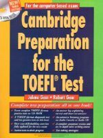 Jolene Gear - Cambridge Preparation for the TOEFL Test 3 ed.+ CD (книга + диск)