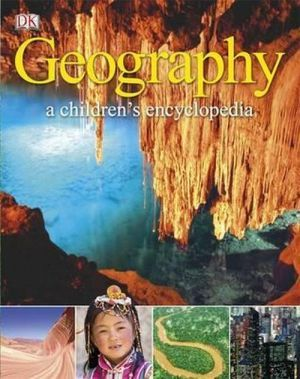 "The book ""Geography a children´s encyclopedia"" - Jenny Sich"