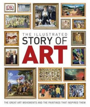 "книга ""The illustrated story of art"""