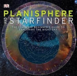 "книга ""Planisphere and Starfinder"" - Карол Стотт"
