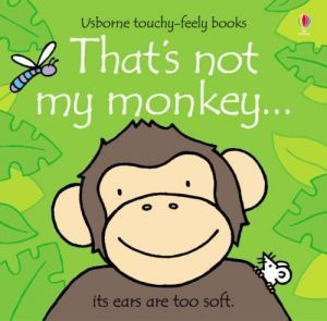 "книга ""That´s not my monkey"" - Фиона Уотт"