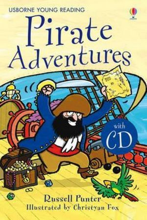 "книга + диск ""Pirate Adventures"" - Рассел Рантер"