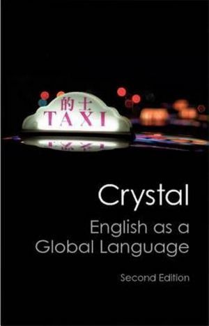 "The book ""English as a global language, 2 Edition"" - David Crystal"