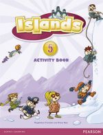 "книга ""Islands Level 5. Activity Book plus pin code"" - Магдалена Кустодио"