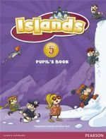 "книга ""Islands Level 5. Pupil"