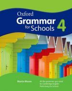 Martin Moore - Oxford Grammar For Schools 4. Student's Book (учебник / підручник) (книга + диск)
