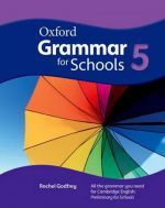 Martin Moore - Oxford Grammar For Schools 5. Student's Book (учебник / підручник) (книга + диск)